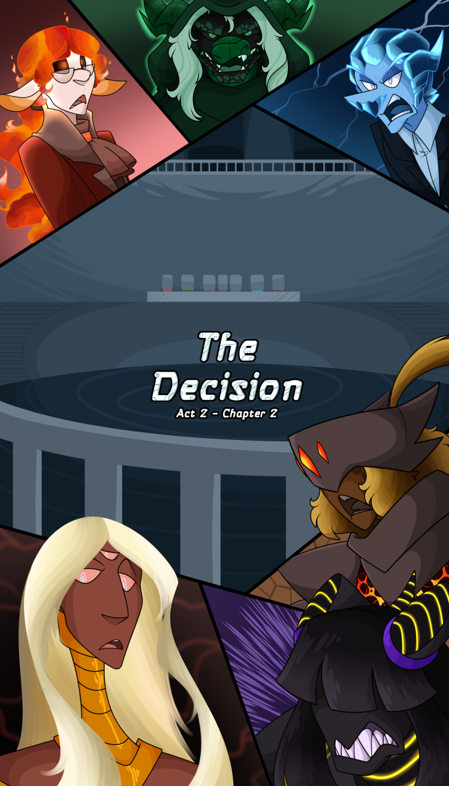 The Decision – Cover